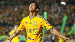 Entf�hrter Teamspieler Alan Pulido wieder befreit (Bild: AFP)