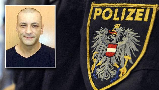 Die Polizei bittet Opfer des 41-Jährigen, sich bei der Exekutive zu melden. (Bild: APA/HERBERT P. OCZERET, LPD WIEN)