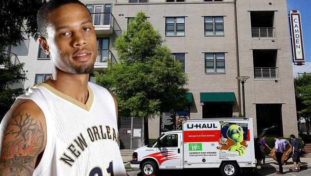 NBA-Star f�r Einbrecher gehalten - erschossen! (Bild: AP)