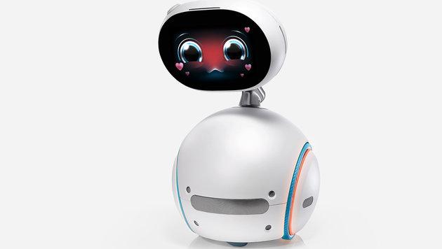 Asus präsentiert knuffigen Robo-Sekretär Zenbo (Bild: Asus)