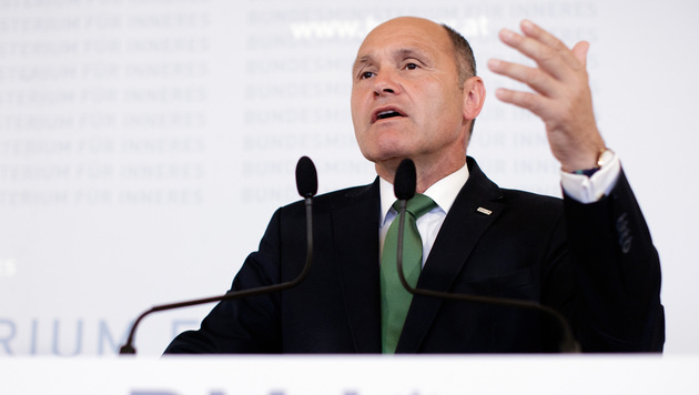 Innenminister Wolfgang Sobotka (Bild: APA/Georg Hochmuth)