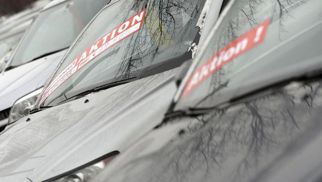 Burgenländer beim Autokauf im Internet betrogen (Bild: APA/BARBARA GINDL)