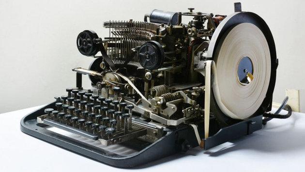 Chiffriermaschine der Nazis auf eBay entdeckt (Bild: National Museum of Computing/Charles Coultas)