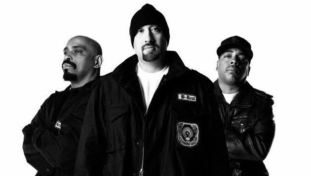 """Cypress Hill: """"Wir wissen, was wir an euch haben"""" (Bild: Cypress Hill)"""