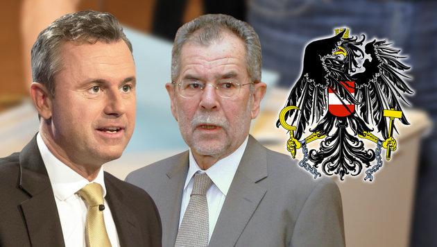 BP-Wahl: Auch Kinder durften wählen (Bild: APA/Robert Parigger, ORF/Thomas Jantzen, APA/Roland Schlager)