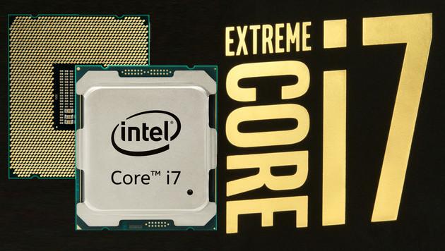 Intel stellt Zehnkern-Prozessor für Desktop-PC vor (Bild: Intel, krone.at-Grafik)