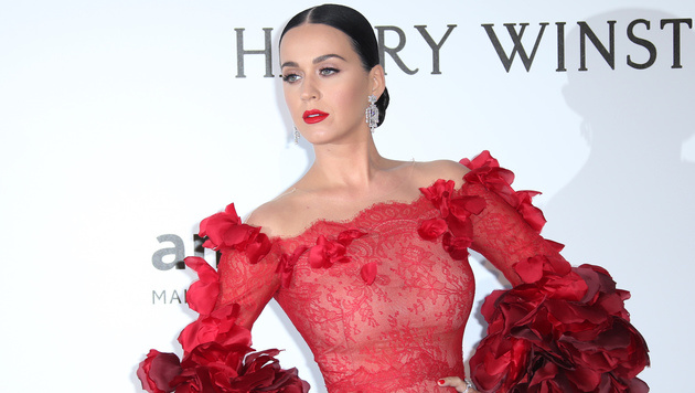 Katy Perry (Bild: AP)