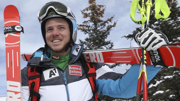 Speedpilot Florian Scheiber beendet seine Karriere (Bild: GEPA)