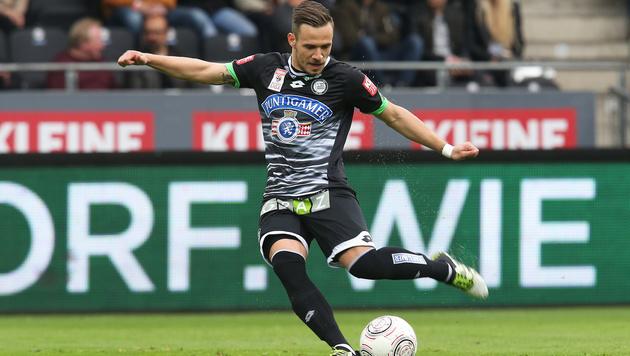 WAC verpflichtete Offenbacher von Sturm (Bild: GEPA)