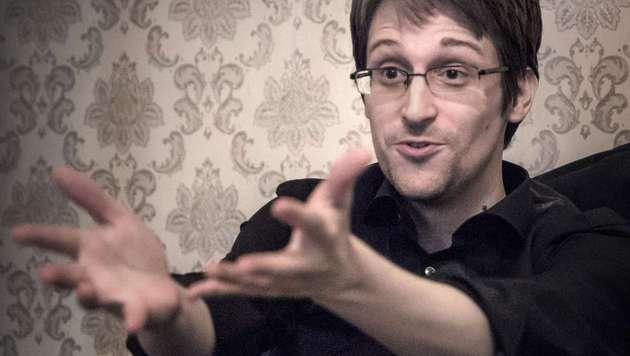 Beamter: Edward Snowden ist ein russischer Spion (Bild: APA/AFP/LOTTA HARDELIN)