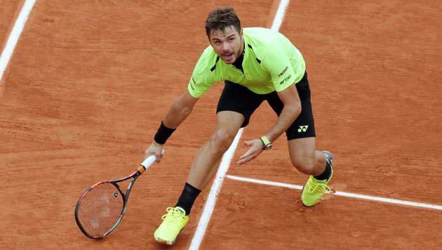 Schweizer Wawrinka sorgt für nächste Tennis-Absage (Bild: AFP)