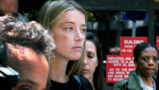 Amber Heard (Bild: Associated Press)