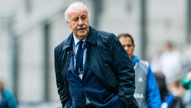 Coach Vicente del Bosque (Bild: APA/EXPA/JFK)