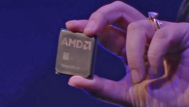 """AMD gewährt ersten Blick auf neuen """"Zen""""-Prozessor (Bild: AMD)"""