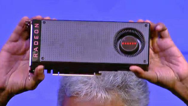 """AMD greift Nvidia mit """"Polaris""""-Grafikkarten an (Bild: AMD)"""