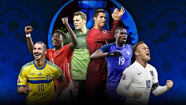 Die EURO-Kader aller Mannschaften im Überblick (Bild: GEPA)