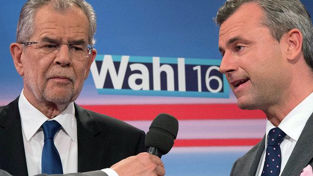 Experten: Duell wird nun härter und emotionaler (Bild: APA/AFP/JOE KLAMAR)
