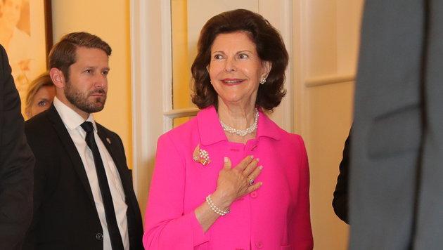 Königin Silvia in Wien (Bild: Starpix/ Alexander TUMA)