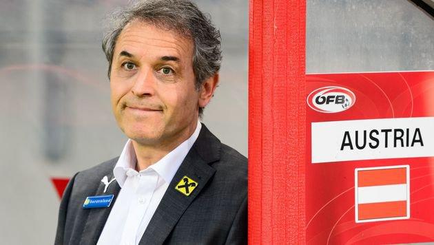 ÖFB-Team: Das sind die Baustellen Marcel Kollers! (Bild: AFP)