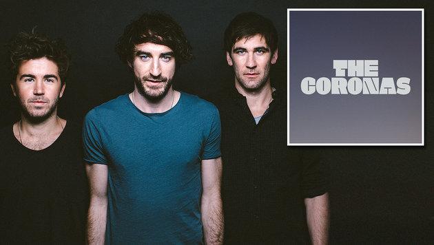 """The Coronas: """"In Irland gibt es keine Scheißbands"""" (Bild: Dara Munnis)"""