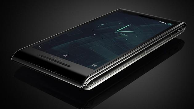 Dieses Smartphone ist absolut abhörsicher (Bild: Sirin Labs)