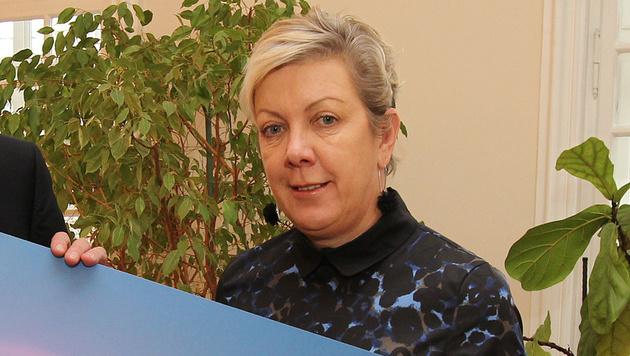 Sigrid Oblak (Bild: Peter Tomschi)
