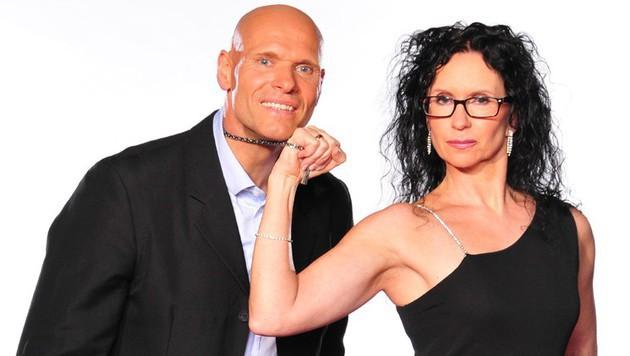 Thorsten und Alexandra Legat (Bild: RTL/Stefan Menne)