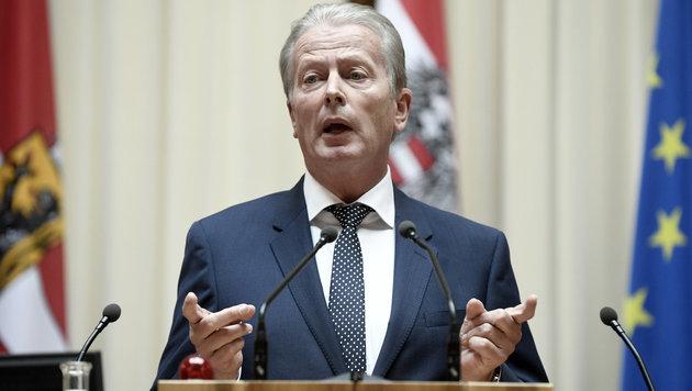 ÖVP-Chef Reinhold Mitterlehner (Bild: APA/HANS KLAUS TECHT)