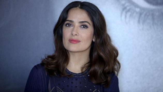 Salma Hayek (Bild: AP)