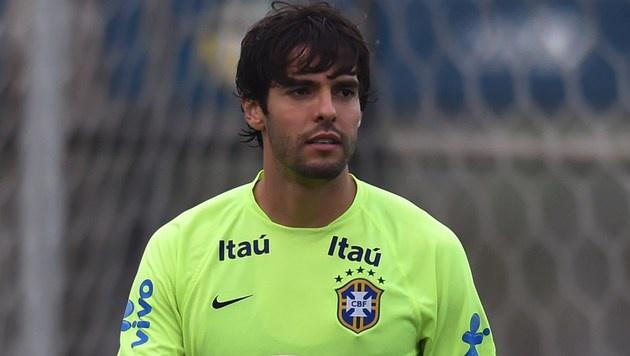 Copa America: Brasilien muss auf Kaka verzichten (Bild: AFP)