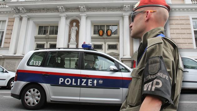 Jetzt mehr Polizei auf den Straßen! (Bild: zwefo, Sepp Pail)
