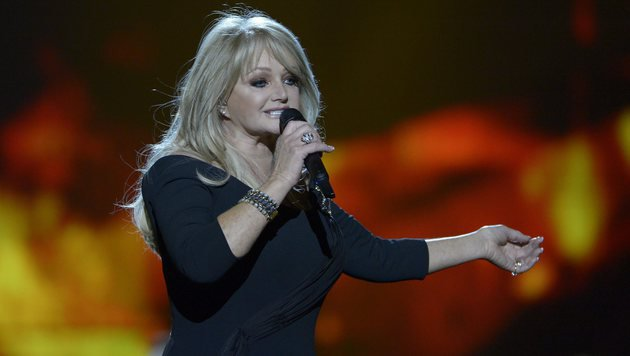 Rock-Ikone Bonnie Tyler feiert 65. Geburtstag (Bild: AP/Janerik Henriksson)