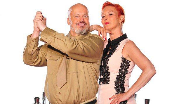 Hubert Kah und Ilona Magyar (Bild: RTL/Stefan Menne)