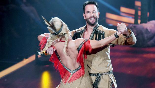 Michael Wendler bei 'Let's Dance' (Bild: Viennareport)