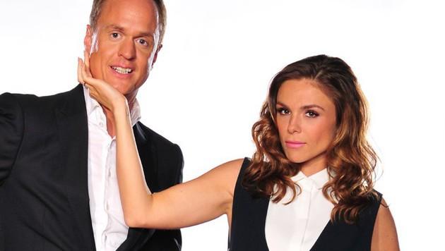 Alexander Posth und Angelina Ewerhardy (Bild: RTL/Stefan Menne)