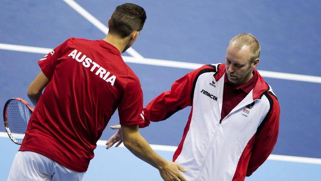 Thiem chancenlos! Djokovic triumphiert in 3 Sätzen (Bild: GEPA pictures)