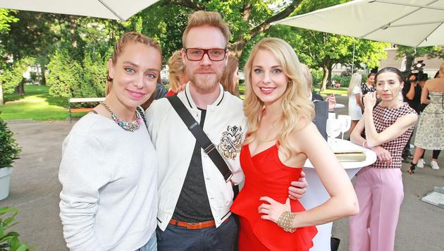 Liliana Klein, Thomas Kirchgrabner und Silvia Schneider (Bild: Philipp Enders)