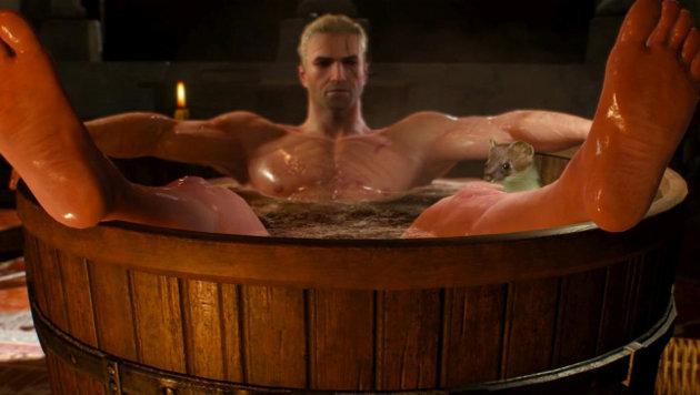 """""""The Witcher"""" wird zu Netflix-Serie (Bild: CD Projekt Red)"""