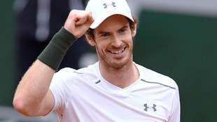 "Andy Murray lobt: ""Wien ist ein echter Klassiker"" (Bild: AFP)"