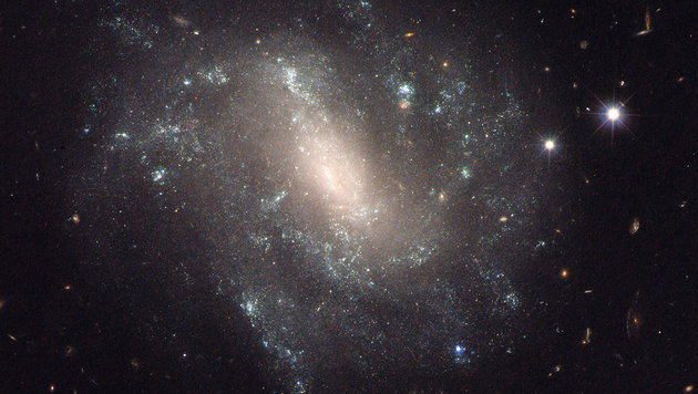 Forscher: Weltall wächst schneller als erwartet (Bild: NASA, ESA und A. Riess (STScI/JHU))