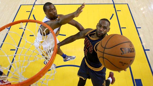 Golden State triumphiert im ersten NBA-Finale (Bild: 2016 Getty Images)