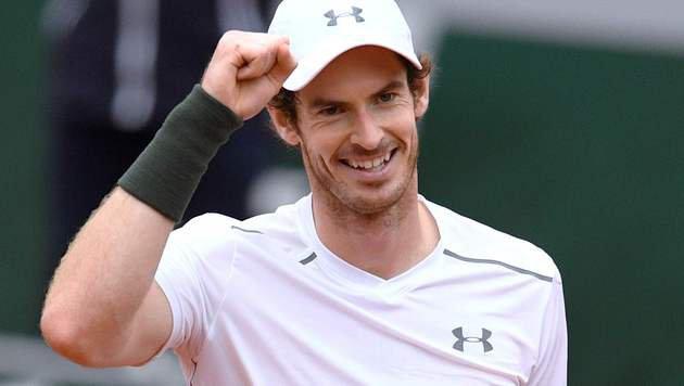 Nur Murray steht Karriere-Slam von Djokovic im Weg (Bild: AFP)
