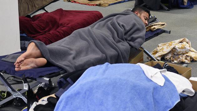Regierung will von Wien weitere 3000 Asylplätze (Bild: APA/HELMUT FOHRINGER)