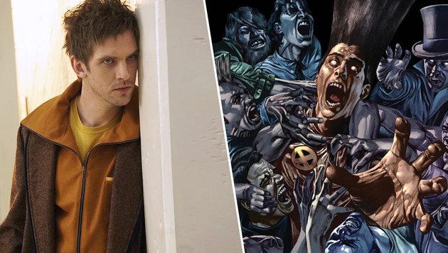 David Haller (Dan Stevens) in der neuen Serie und in der Comic-Vorlage (Bild: Marvel.com)