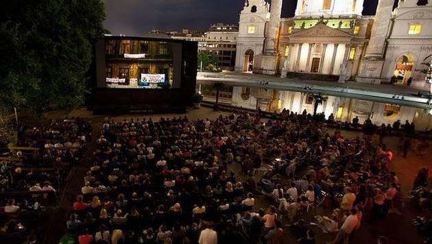 """""""Die 11 schönsten Sommerkinos der Stadt (Bild: Stadt Wien)"""""""