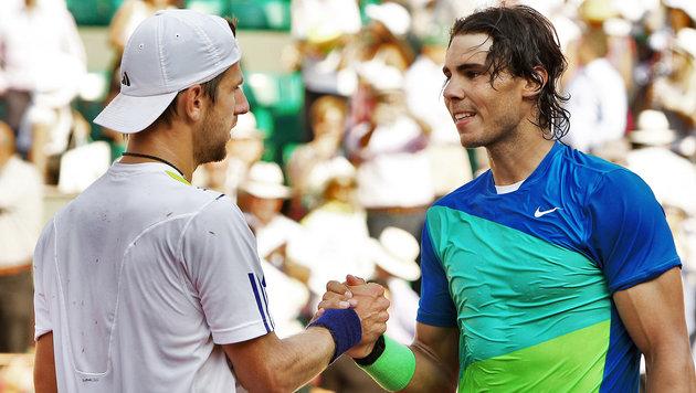 Jürgen Melzer unterlag 2010 im Paris-Halbfinale erst Rafael Nadal, der danach das Turnier gewann (Bild: GEPA pictures)
