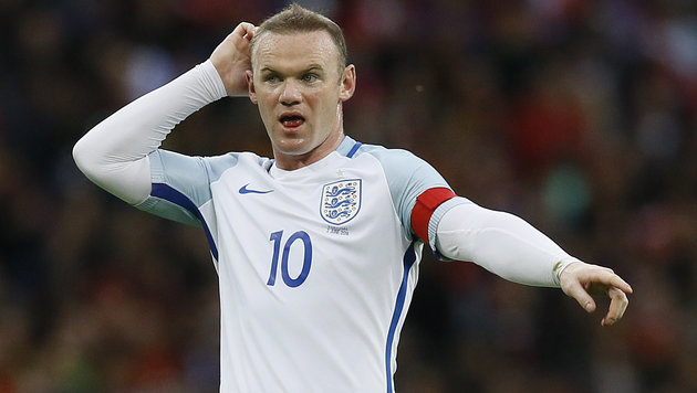 Wayne Rooney verspielt 500.000 £ in zwei Stunden! (Bild: ASSOCIATED PRESS)