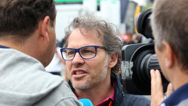 Jacques Villeneuve (Bild: GEPA)