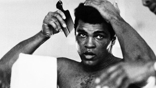 Boxlegende Muhammad Ali ist tot (Bild: APA/AFP/STRINGER)