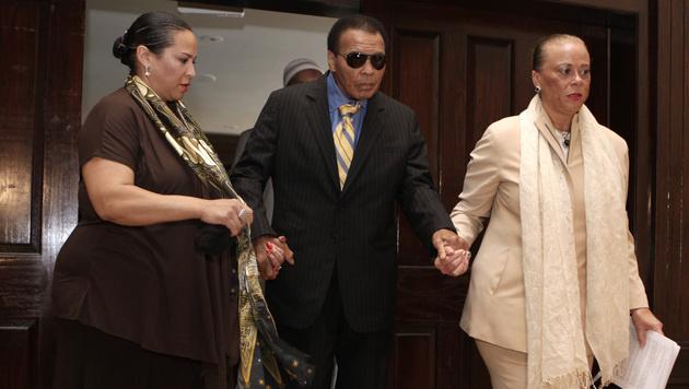Boxlegende Muhammad Ali ist tot (Bild: APA/AFP/YURI GRIPAS)